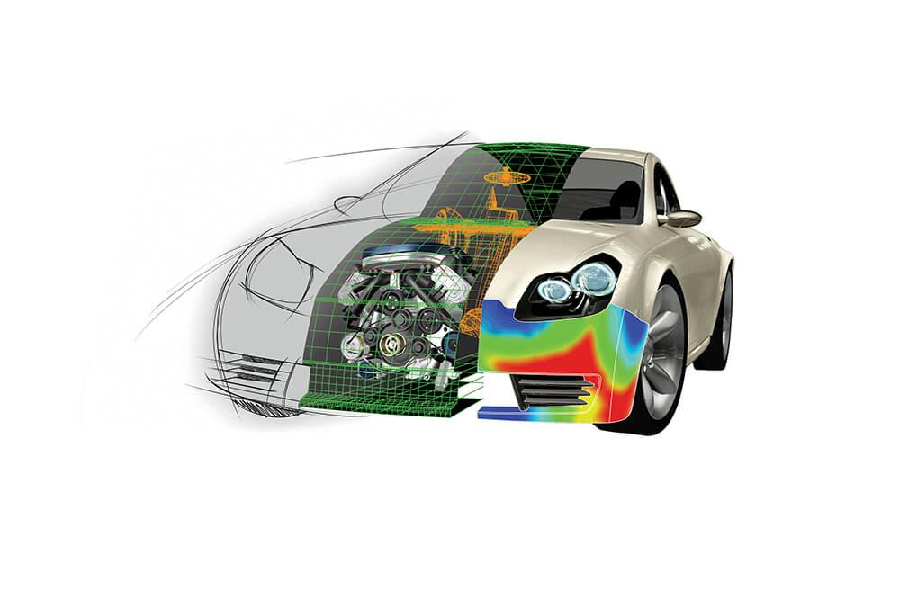 Simulation - Automotive DP