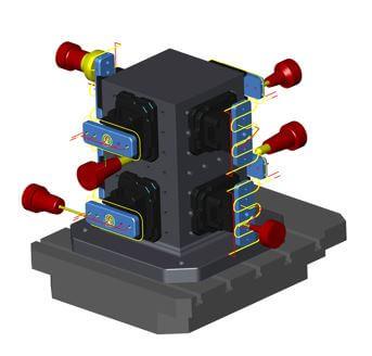 hyperMILL 2,5D-Bearbeitung